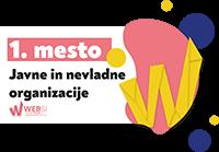 Websi spletni prvaki logo