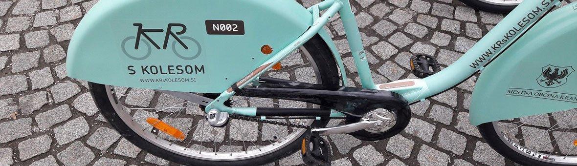 Razvoj kolesarske infrastrukture v Kranju