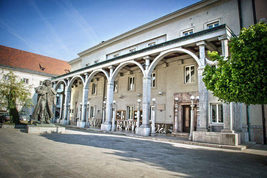 Prešernovo gledališče Kranj